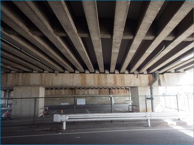 平成28年度 23号港陽荒子地区橋梁補強補修工事