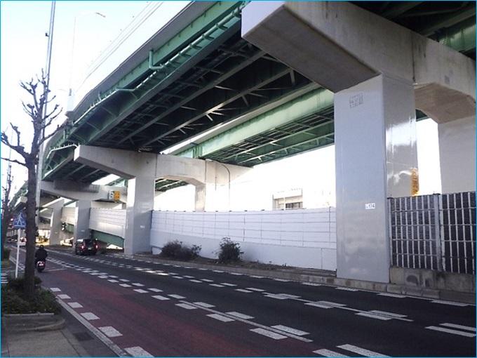 平成27年度高速3号大高線床版等修繕工事(千竈工区)
