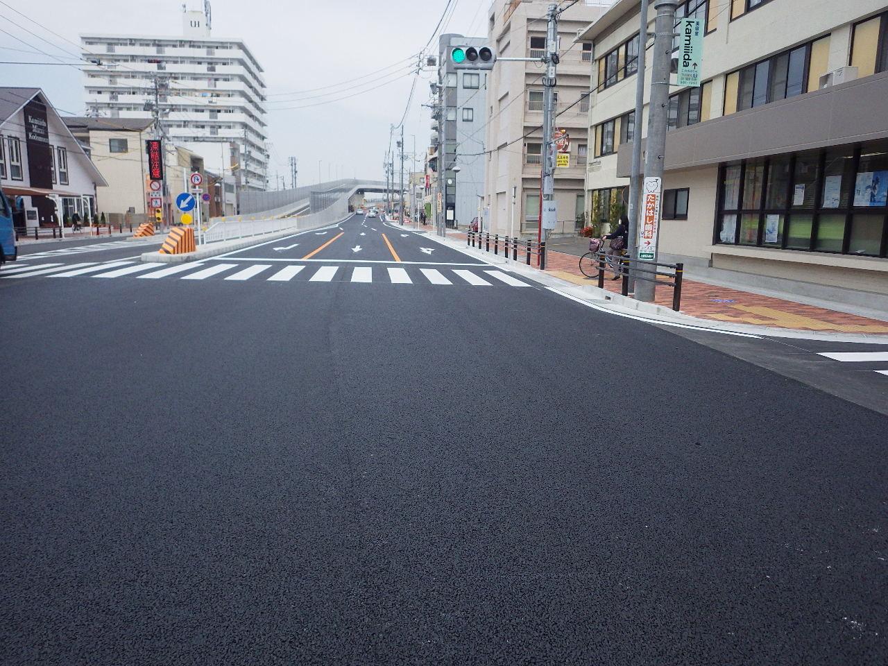 都計上飯田線街路築造工事(その2)