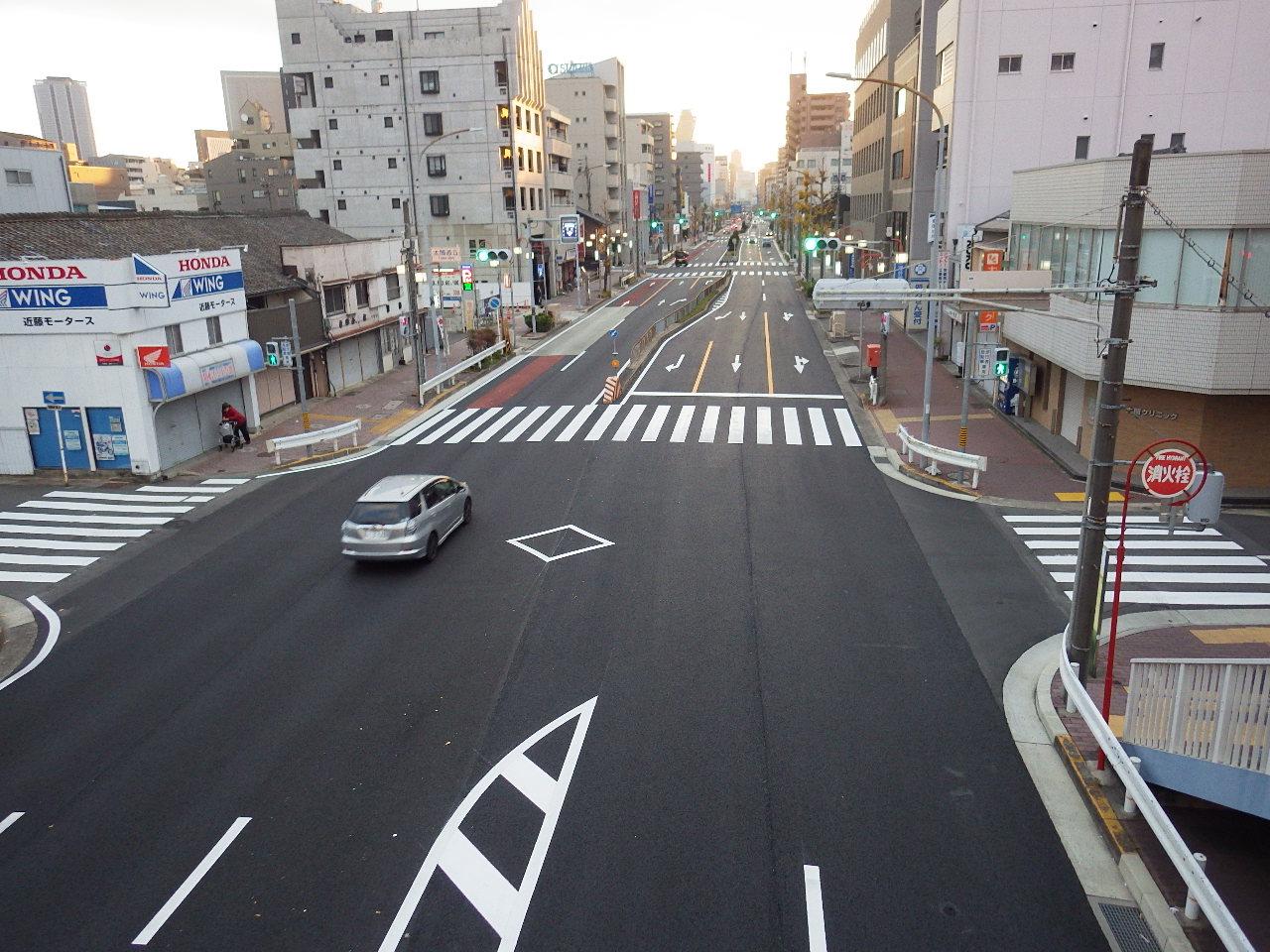 (主)県道名古屋津島線舗装道補修工事(中村-1)