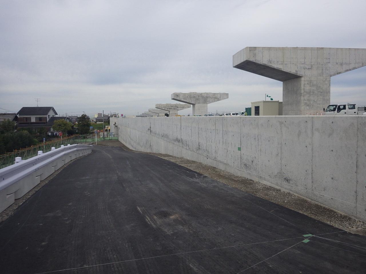 平成28年度 302号南陽北オンランプ南道路建設工事