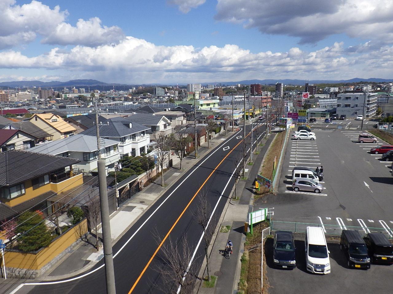 市道平針原第15号線始め2路線舗装道補修工事(天-1)及び交通安全施設整備工事(天-6)